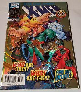 UNCANNY X-MEN #360 (1998) FOIL COVER 1ST APP. ALL-NEW, ALL-DEADLY X-MEN?!?!