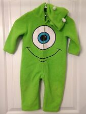 Disney Pixar Monsters INC Mike Wazowski Green Costume - 18 Months (IL/AN3-2030-2