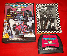 MICRO MACHINES 2 TURBO TOURNAMENT Sega Mega Drive Vers Europea PAL ○ COMPLETO D2