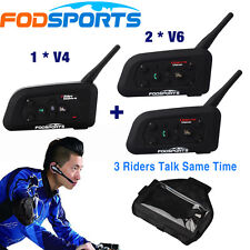 Bluetooth Interphone Football Referee Headset Full Duplex Communication System