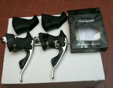 Campagnolo ergopawer brake levers 8 speed  with relative new LEVER HOODS