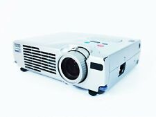 Epson PowerLite 715c 3LCD Projector HD 1080i w/Remote TeKswamp +Flash Adapter