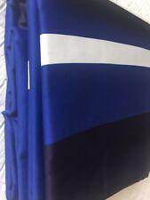 Ralph Lauren grande plage Monaco Bleu Satin Housse de couette roi