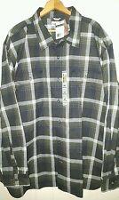Carhartt Work Outdoors Button-Front Long Sleeve Shirt: 4XL (NWT)