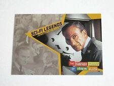 LOST in SPACE : DR SMITH (JONATHAN HARRIS) R3. IRWIN ALLEN SCI-FI LEGENDS CARD