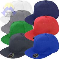 Cappellino RESULT Bronx Cappello RAP Snapback  PIATTO Cap UOMO Rapper DONNA Hat