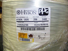 Pittsburgh Paint & Glass Direct Roving Fiberglass Hybon White 2105353700 New
