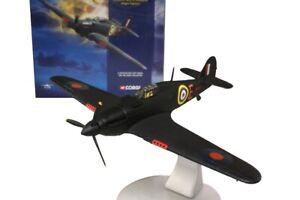 CORGI 32002 1/72 HAWKER HURRICANE MK.I, W9349/E, RAF No.213 SQN (NIGHT FIGHTER)