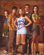 BUFFY THE VAMPIRE SLAYER CAST AUTOGRAPHED SIGNED A4 PP POSTER PHOTO 3