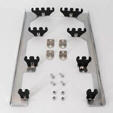 Linear Spark Plug Wire Separator Divider Loom Black Valve V8 Cover Chevy Sbc 350