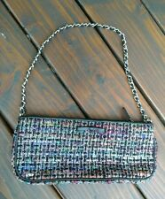 BEAUTIFUL TALBOTS SHOULDER BAG MULTI COLOR USED ONCE