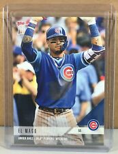 5a423a6df 2018 TOPPS NOW PLAYERS WEEKEND  PW-28 JAVIER BAEZ EL MAGO CHICAGO CUBS