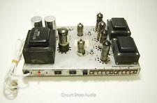 Vintage Stromberg Carlson ASP60 Dual Channel / Stereo Tube Amplifer -- KT