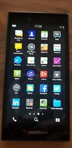 BlackBerry  Leap - 16GB - Schwarz/ Grau .STR 100-1 (Ohne Simlock) Smartphone