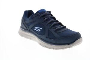 Skechers Flex Advantage 1.0 58352 Mens Blue Athletic Cross Training Shoes