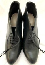 M&S Victorian Edwardian  / Ankle Boots / Steampunk / Witch / Vamp 6 39 £60