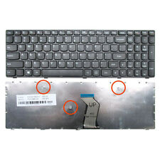 UK Replacement Laptop Keyboard For Lenovo IdeaPad G500 G510 G505 G700 G710