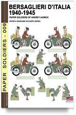 Paper soldier - Bersaglieri d'Italia 1940-1945