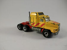 MATCHBOX Mack CH600 Yellow Cab 1990 Collectable