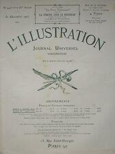 L' ILLUSTRATION No 4426 . 31 decembre 1927 . Les grands voyages aeriens .