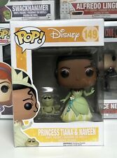 ⭐Princess & the Frog- Princess Tiana & Naveen #149 POP! DISNEY + Pop Protector⭐