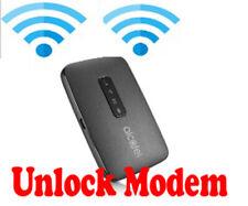 Unlock Code Alcatel Modem MW40CJ MW40V MW40VD MW41CL MW41NF MW41MP MW41TM Y859ND