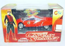 Corgi Toys 1:43 CAPTAIN SCARLET Gerry Anderson SPECTRUM CHEETAH TV Movie Car MIB