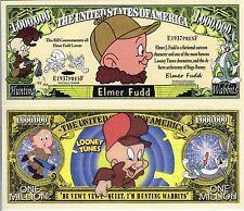 Elmer Fudd - Looney Tunes Million Dollar Novelty Money