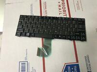 """Panasonic Thoughbook CF-19 10.4"""" Genuine Laptop US Keyboard N860-7672-T301"""