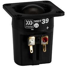 """Morel MDT 39 1-1/8"""" Compact Dome Tweeter"""