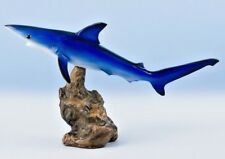 "Blue Shark Trophy 14""Stunning Fish Mount"
