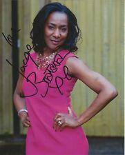 Jacqueline Boatswain autograph - signed Photo - Hollyoaks