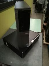 Pc da tavolo DELL 960 DESKTOP E8400 4GB 160GB DVD WINDOWS 7 PROFESSIONAL GRADO A