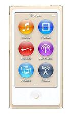 Apple iPod Nano 16GB 8th Generation MP3 Player Gold MKMX2LL/A