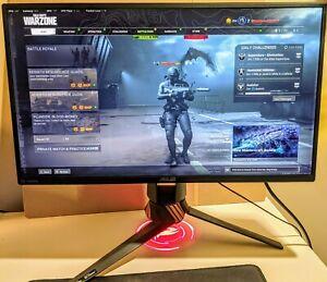 "ASUS ROG Swift PG258Q 24.5"" 1080p FullHD Monitor - Black"