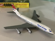 Boeing 747 British Airways 1315 Corgi Lintoy 1/480