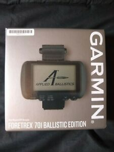 Garmin Foretrex 701 Ballistic Edition GPS Watch