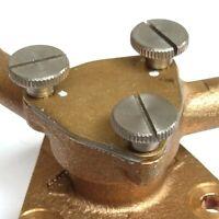 Details about  /Genuine Yanmar Marine 3GM30F Water Pump Cover Plate Screws 26554-040082 x6 Pack