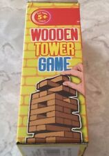 Wooden Tower Game 5+ Rinco