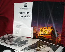 Bertolucci's 'Stealing Beauty' Press Kit-6 Photos -Jeremy Irons/Liv Tyler -Mint