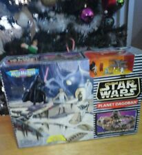 Star Wars Micro Machines - Planet Dagobah Playset