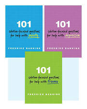 NEW 101 Solution-Focused Questions Series Set by Fredrike Bannink