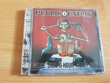 Public Enemy Muse Sick-N-Hour Mess Age CD Gebraucht
