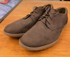Timberland Earthkeepers Anti-Fatigue Mens Suede Comfort Shoe - Size 9.5 - Brown