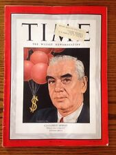 TIME Magazine January 21, 1946 – C.I.O.'s Philip Murray- Vintage Ads