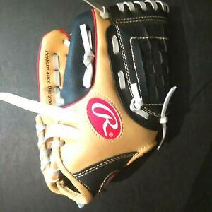 Rawlings Players Series 10 inch Baseball Glove For Lefty's