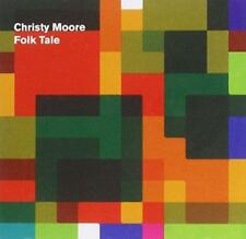 Christy Moore - Folk Tale - 2014 (NEW CD)