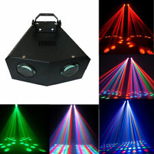 30W Moon Flower Rotating Stage Lighting RGB LED DMX Music Disco DJ Party Light