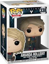 Funko POP! Vinyl Games Destiny Amanda Holliday #338 Collectable Figure