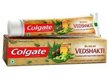 Colgate Swarna VEDSHAKTI Toothpaste   Strengthening Anti-Germ Gum Care   40 Gram